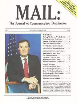 Michael Shinay Excelled As Postal Executive, Mail CenterManager