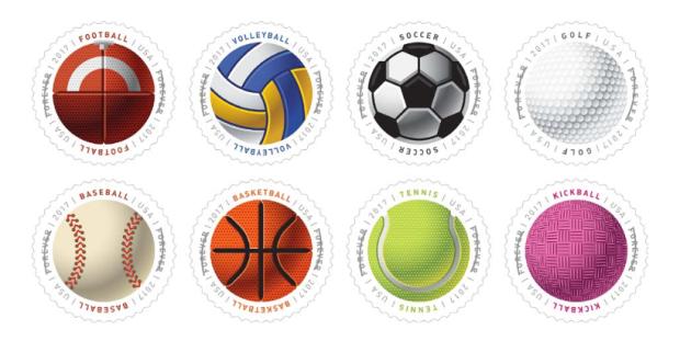 ball stamp