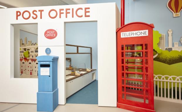 England Postal Museum
