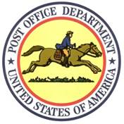 USPS horse-and-rider-logo
