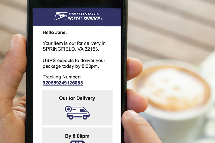USPS Tracking Email Alerts – Official Mail Guide (OMG)