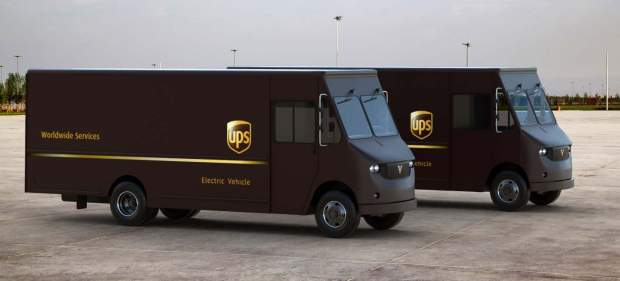 UPSThorelectricvehicle