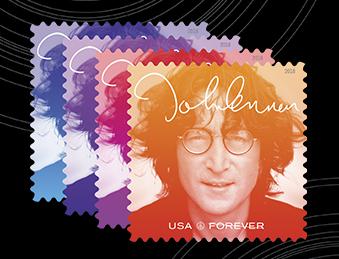 Lennon Forever Stamp