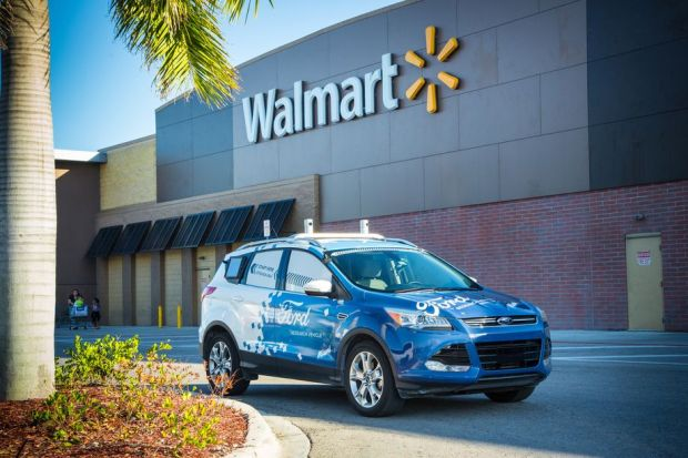 Ford Walmart Self Driving Vehicles_1.0