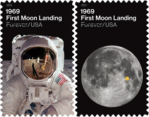 moon-landing-stamps