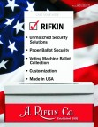 RIFKIN 2020-Election-Catalog